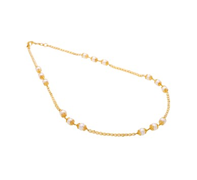Classic Pearl Necklace